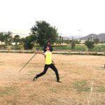 javelin-throw